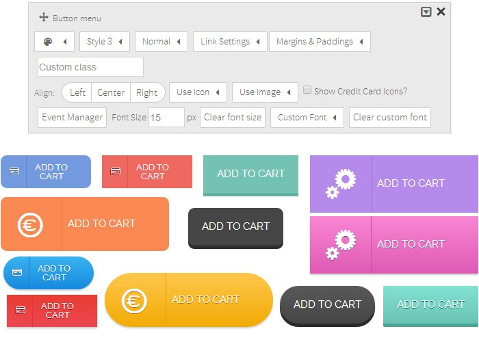 botones-thrive-content-builder