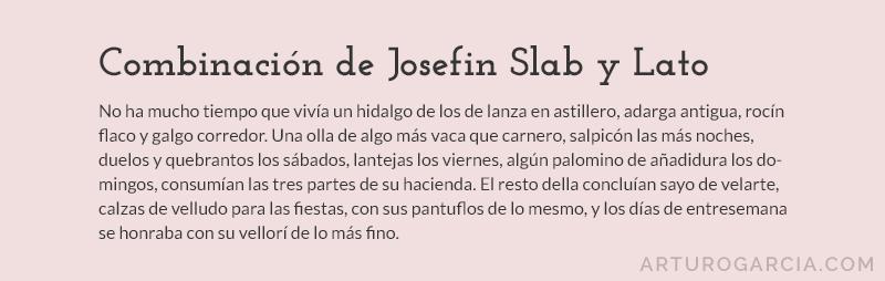 comb-josefin-slab-y-lato