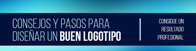 Consejos y pasos para diseñar un buen logotipo, con ejemplos