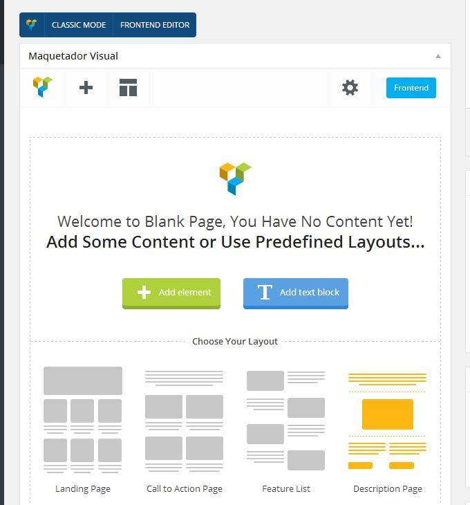 Visual composer cmo personalizar tu wordpress fcilmente visual composer 3 urtaz Choice Image